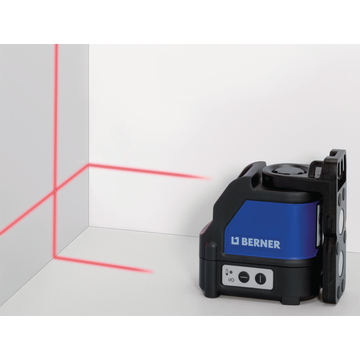 Cross line laser BCLL BASICline, red